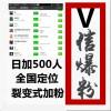 易赢销微信营销管理系统的微信二维码